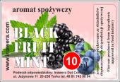 Aromat Czarne owoce - mięta 10 ML