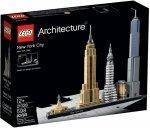 LEGO Klocki Architecture 21028 Nowy Jork