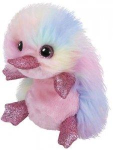 Maskotka TY Beanie Boos - Pastelowy dziobak Petunia 15 cm
