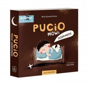 Książeczka Pucio mówi dobranoc