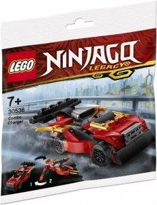 LEGO Klocki Ninjago 30536 Pojazd bojowy 2 w 1