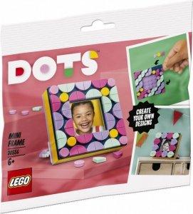 LEGO Klocki DOTS 30556 Mała ramka na zdjęcia