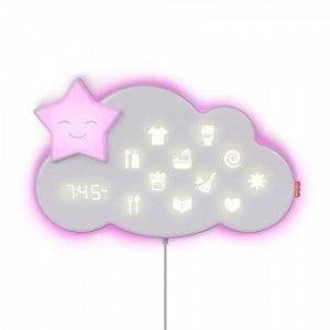 Lampka Lumalou Chmurka Uspokajacz na noc i dzień