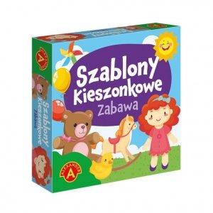 Alexander Szablony kieszonkowe Zabawa