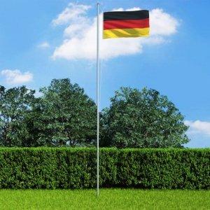 Flaga Niemiec, 90x150 cm