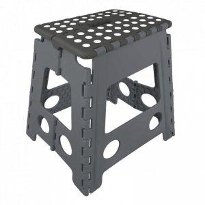 ProPlus Składany taboret kempingowy, 39,5 cm, 770826