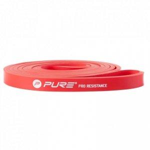 Pure2Improve Pro Resistance Taśma oporowa Medium, czerwona, P2I200100