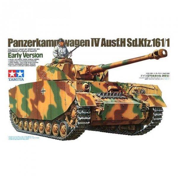 Tamiya Panzerkampwagen IV Ausf. H. Early Version