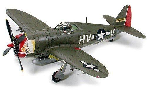 Tamiya TAMIYA P-47D Thunderbolt Razor Back