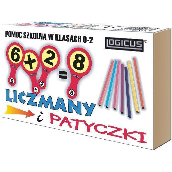 Adamigo Liczmany i Patyczki