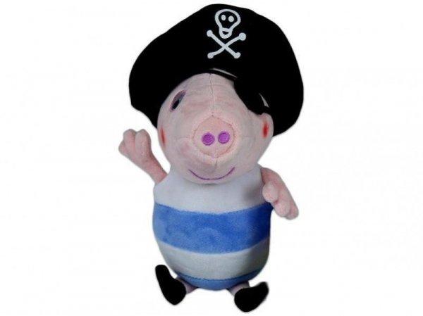 Tm Toys Maskotka George pirat pluszowy 25 cm