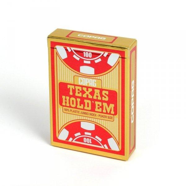Cartamundi Texas poker jumbo