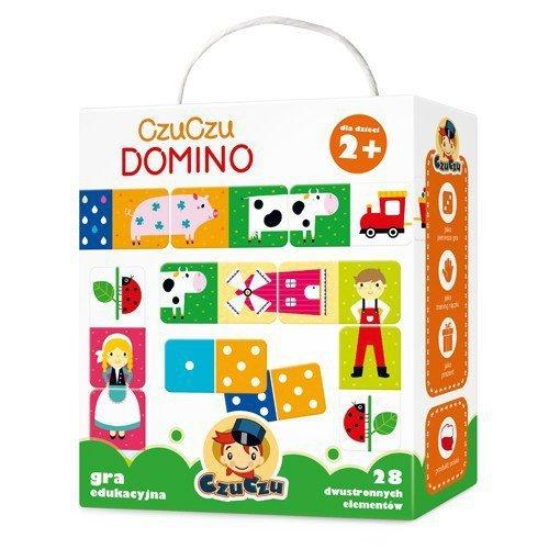 CzuCzu Gra edukacyjna Domino