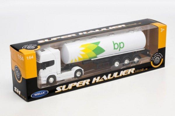 Welly Truck 1:64 Scania V8