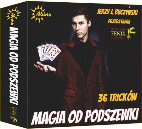 Abino Magia od podszewki 36 trików