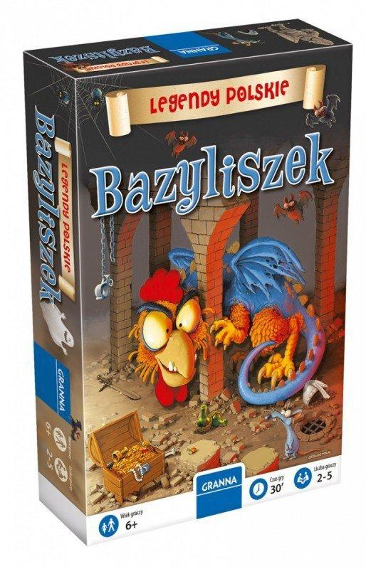 Gra Bazyliszek