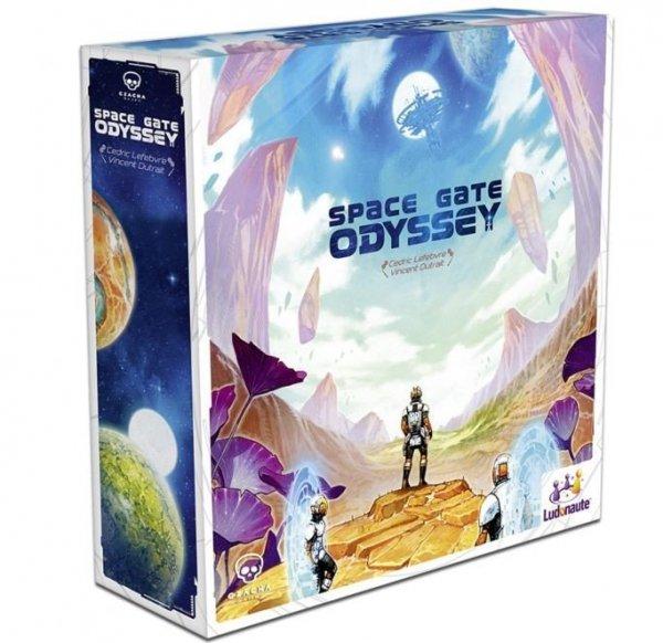 CZACHA GAMES Gra Space Gate Odyssey (PL)