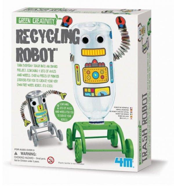 Recykling, Robot