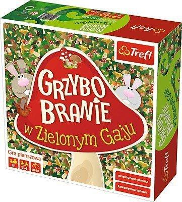 Trefl Gra Grzybobranie w Zielonym Gaju