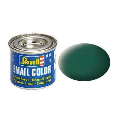 Revell Email Color 48 Dea Green Mat 14ml