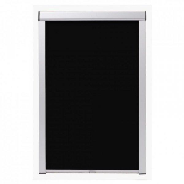 Roleta zaciemniająca, czarna, F06