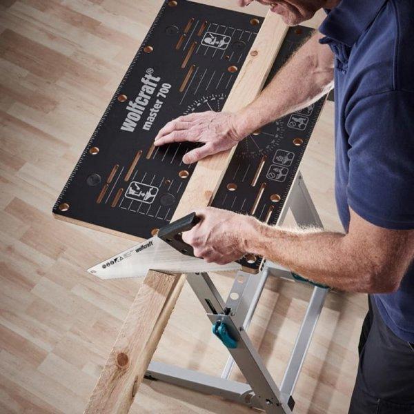 wolfcraft Piła ręczna, 350 mm, 4024000
