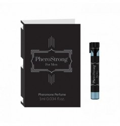 Feromony męskie - PheroStrong for Men 1ml - Feromony dla mężczyzn