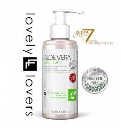 Lubrykant na bazie wody - Lovely Lovers Aloe Vera Lube 150 ml