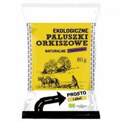 Ekologiczne paluszki orkiszowe z topinamburem PROSTO, 80g