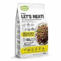 Let's Meat! Roślinny zamiennik mięsa - bez przypraw Cultured Foods, 150g