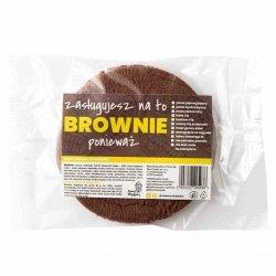 Brownie Xawery Miodowy, 60g