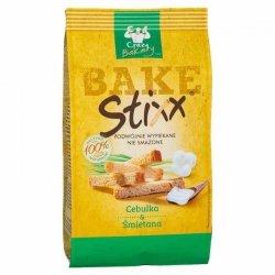 Paluszki chlebowe Śmietana i Cebula BAKE Stixx, 60g
