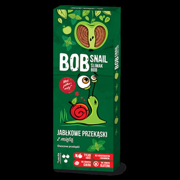 Bob Snail jabłko z miętą, 30g