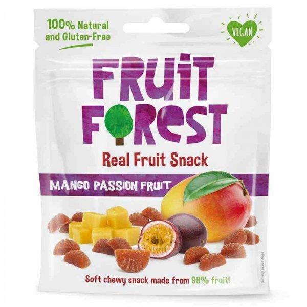 Owocożelki z mango i marakują Fruit Forest, 30g