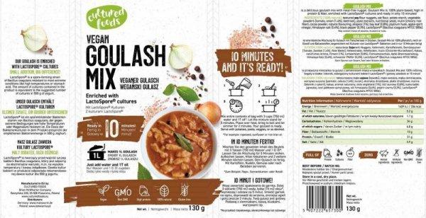 Gulasz wegański Cultured Foods, 130g