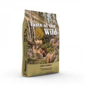 TASTE of the WILD Pine Forest 5,6 kg