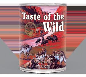 TASTE of the WILD Southwest Canyon 390 g