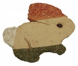 KERBL Gryzak zdrapka z gliny, 21 x 18 cm [82874]