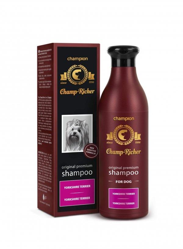 CHAMP-RICHER (CHAMPION) szampon Yorkshire Terrier 250 ml