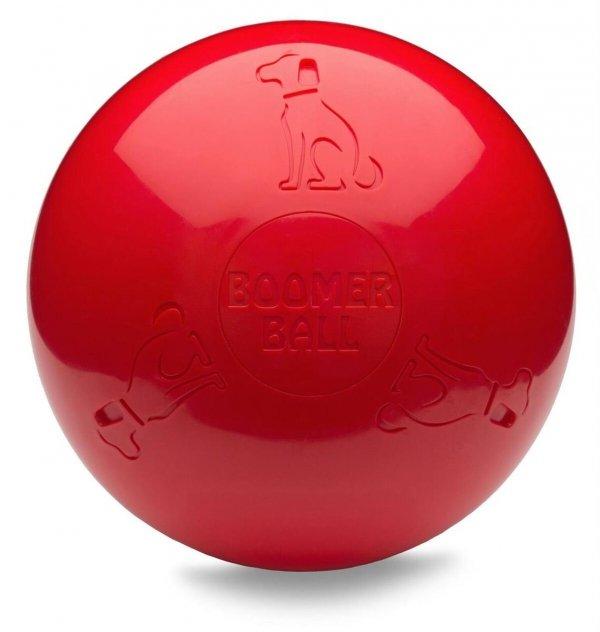 """BOOMER BALL L - 8"""" 20cm CZERWONA"""