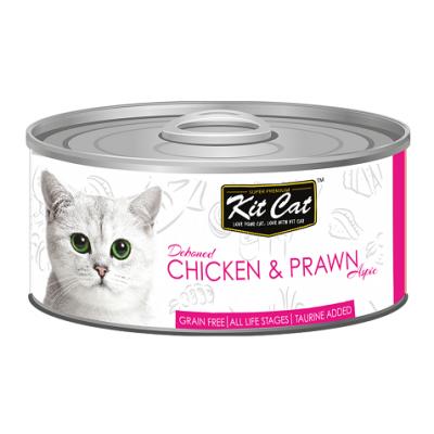 KIT CAT CHICKEN & PRAWN (kurczak z krewetkami) 80g