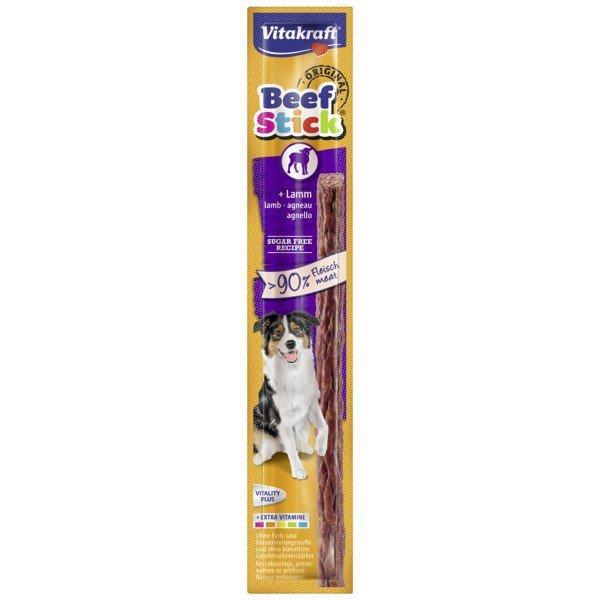 VITAKRAFT BEEF STICK 1szt jagnięcina przysm d/psa