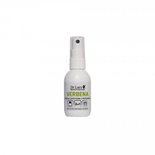 DR LUCY Mgiełka zapachowa z repelentem [VERBENA] 50 ml
