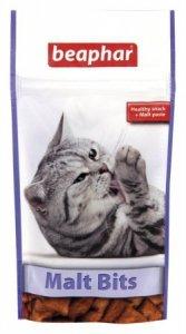 BEAPHAR MALT BITS 35G - przysmak z malt pastą dla kotów