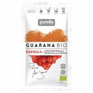 Guarana Purella Superfoods BIO, 21g