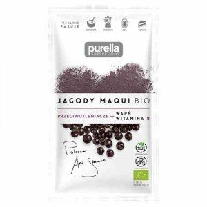 Jagody Maqui Purella Superfoods BIO, 21g