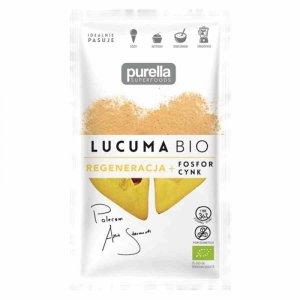 Lucuma Purella Superfoods BIO, 40g
