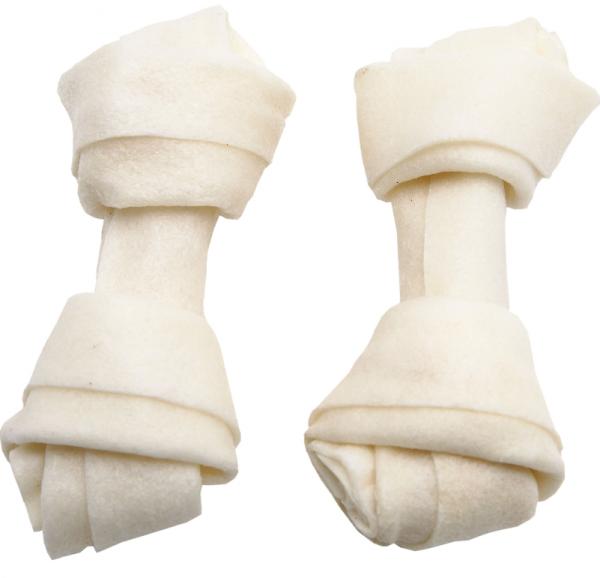 ADBI Kość wiązana biała 10cm [AK32] 20szt