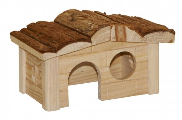 KERBL Domek dla chomika, 20 x 14 x 12 cm [84213]