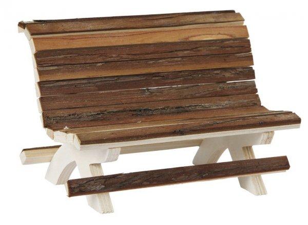 KERBL Ławka dla chomika, 18 x 11 x 12 cm [82861]